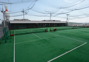 レックテニススクール府中校