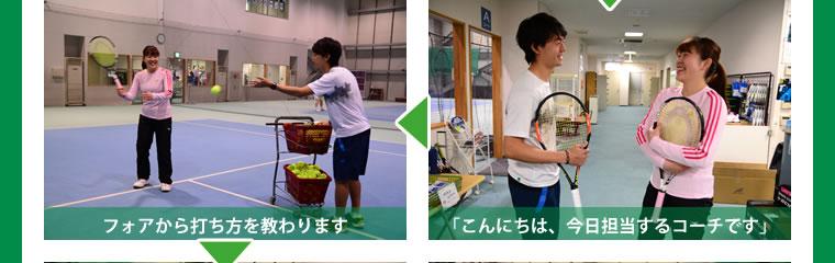準備体操はクラス合同です。担当コーチの金澤です。