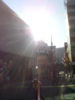 代々木駅前