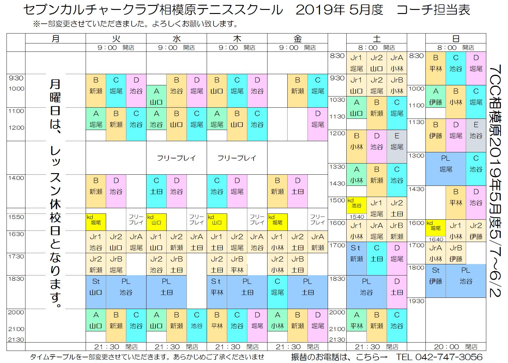 201905HPコーチ担当表